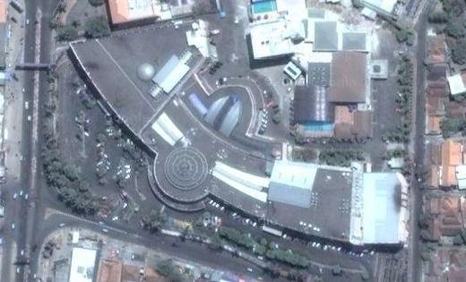Lokasi Grage Mall Cirebon