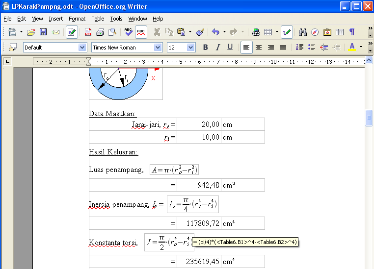 Mathcad templates for structural engineers