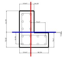 Diagram interaksi kolom antara hasil program analitis dan pada perbadningan kolom biaksial persegi metode bresler terlihat perbadaan yg cukup signifikan akibat penentuan konstanta mn sedangkan pada perbandingan ccuart Images