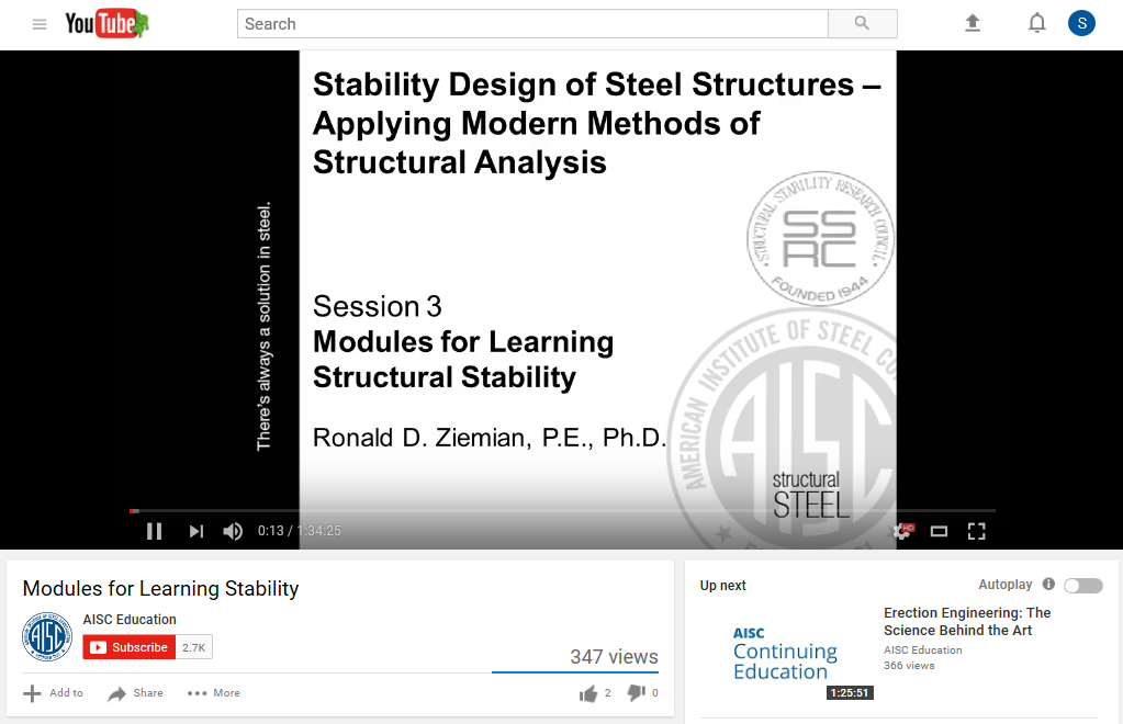 2017-06-27 08_36_58-Modules for Learning Stability - YouTube and 4 more pages - Microsoft Edge