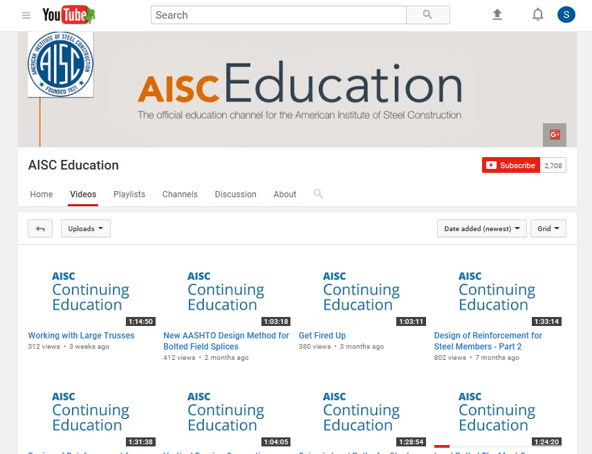 2017-06-27 09_10_08-AISC Education - YouTube and 5 more pages - Microsoft Edge